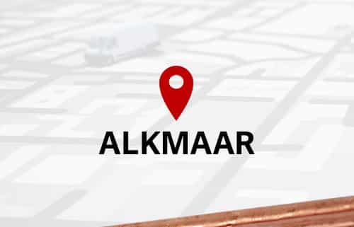 Aardpen slaan Alkmaar