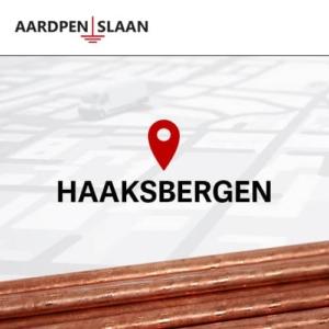 Aardpen slaan Haaksbergen