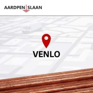 Aardpen slaan Venlo