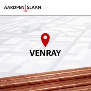 Aardpen slaan Venray